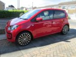 911ts3's 2015 Volkswagen Up High Up 75bhp