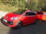 NeilB's 2019 Volkswagen UP GTI 5 door