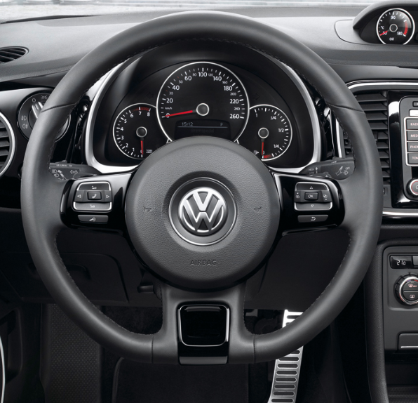 UP with steering wheel controls? - VW UP! Forums - Page 1