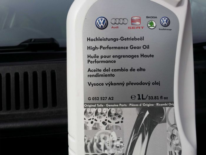 Gearbox Oil Change Guide With Part Numbers STICKY - VW UP