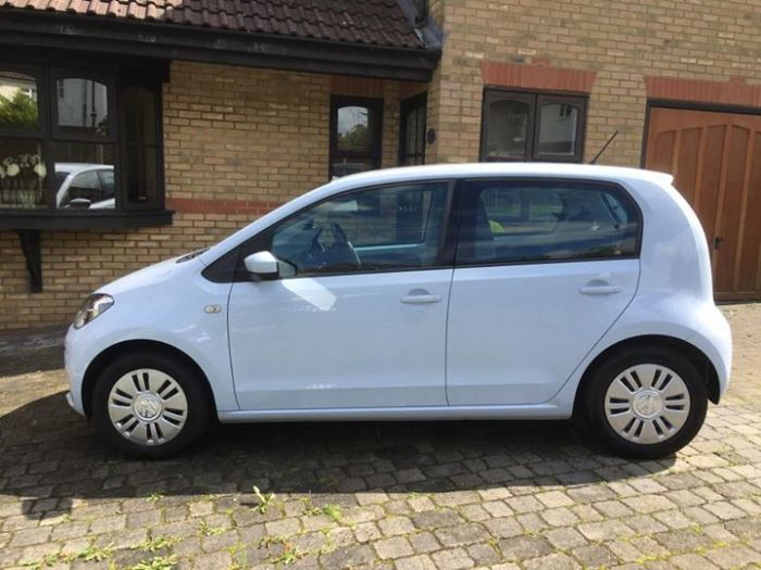 2013 vw up bmt move up 5dr for sale 5550 vw up forums. Black Bedroom Furniture Sets. Home Design Ideas
