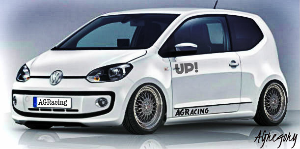 VW up! photoshop? - VW UP! Forums