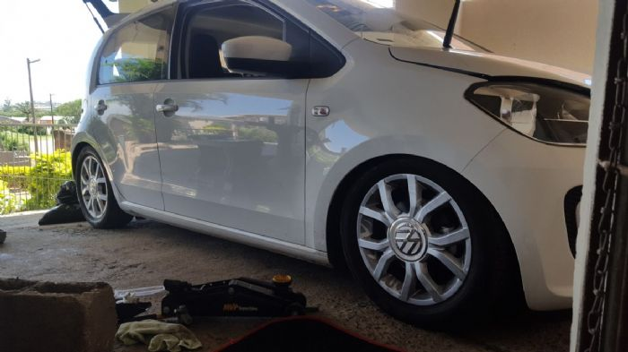 vw up coilovers - VW UP! Forums